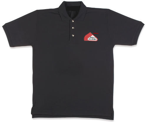 RotaDairon polo shirt - Black