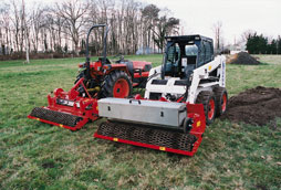 DAIRON RDH machine for mini-loader