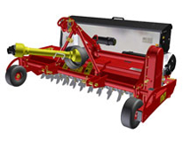 Dairon RGD140 machine - Blade seeder