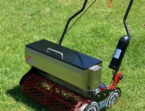 Nouveau : Lancement de l'engazonneur à assistance électrique